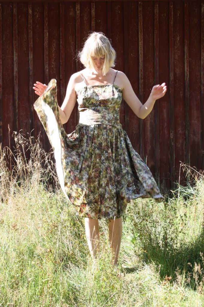 dreamandawake not just a number archive dress